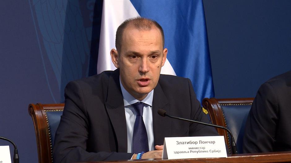 Foto: N1, Ministar zdravlja Republike Srbije, Zlatibor Lončar