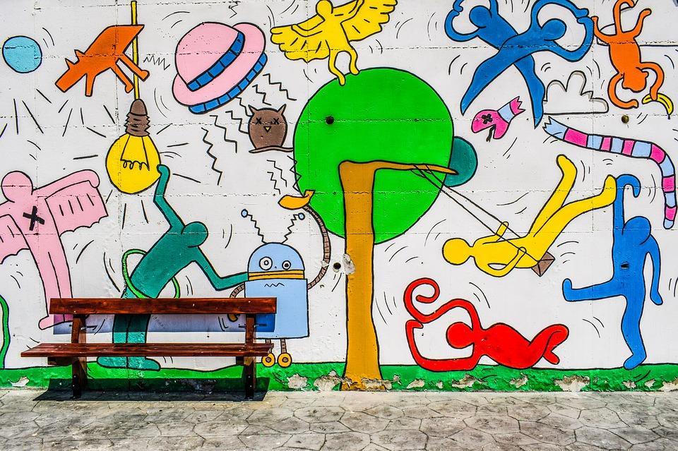 Foto: pixabay / Graffiti Playground