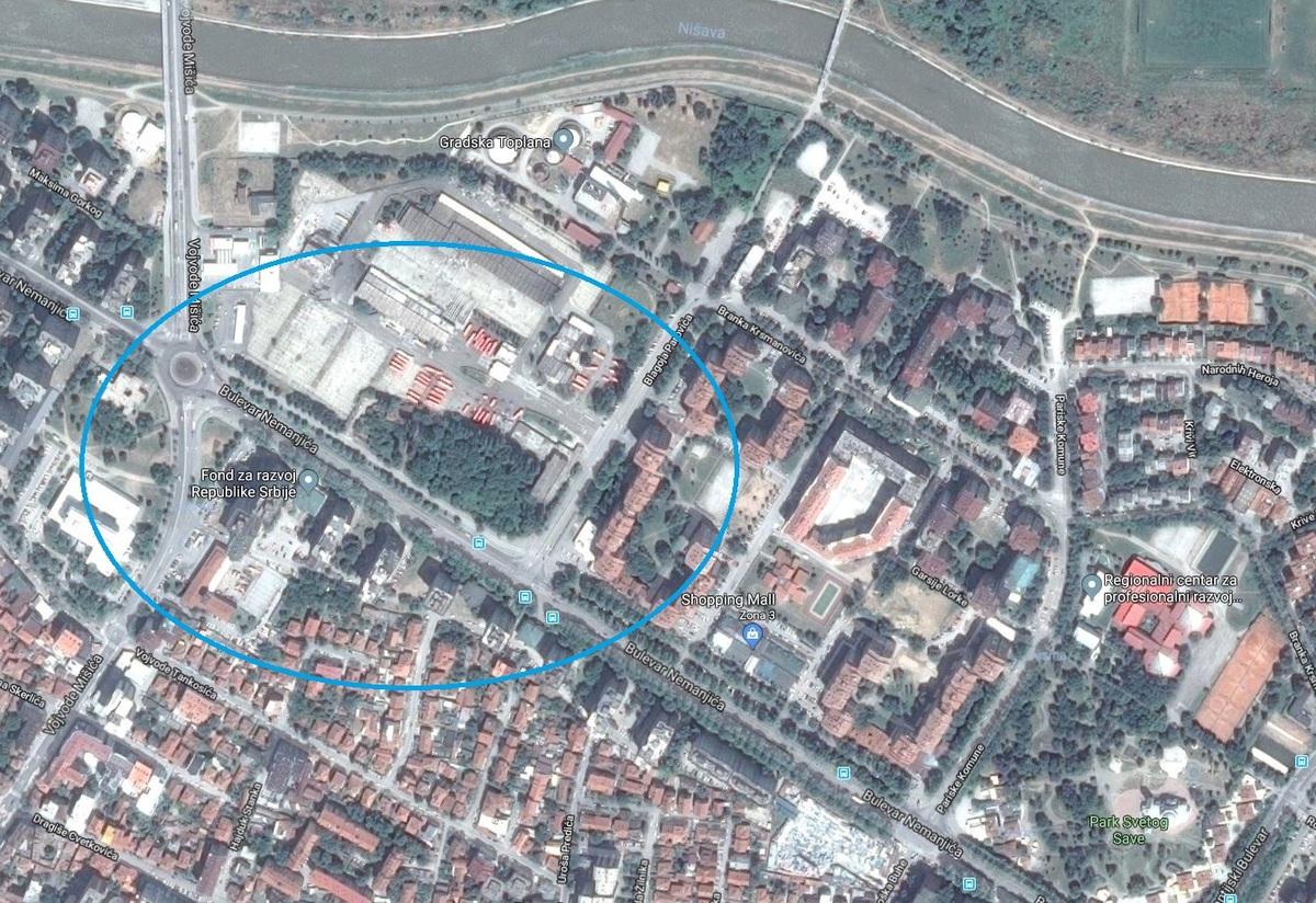 Bulevar Nemanjića