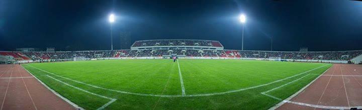 Stadion Čair (foto:fb/fkrn)