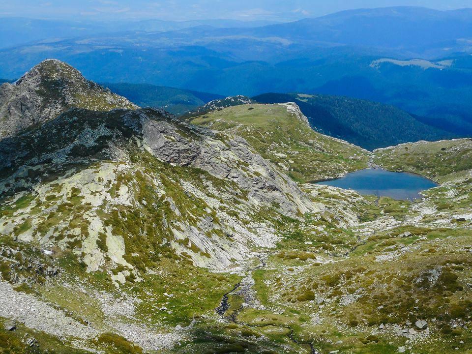 Jezero Trougao prema Maljevici