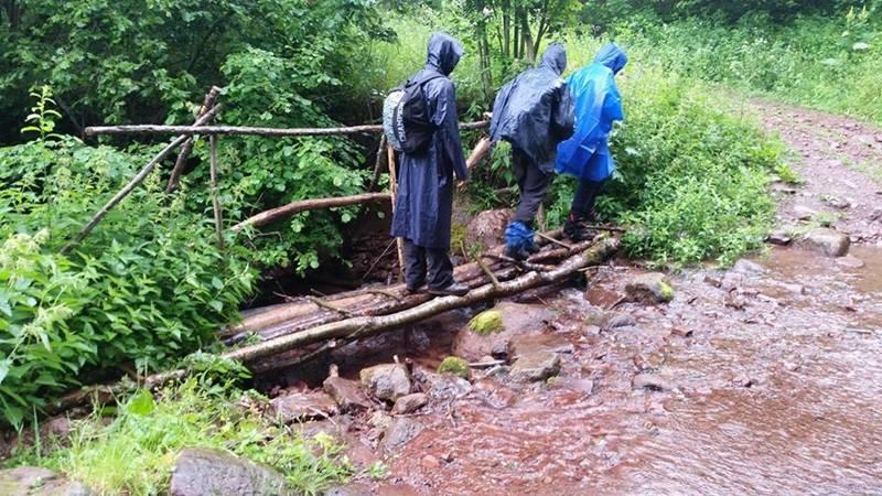 Foto: Istraživačka akcija - vodopadi Vurnje (Preslap)