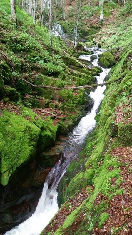 Vodopadi Vurnje (Preslap)