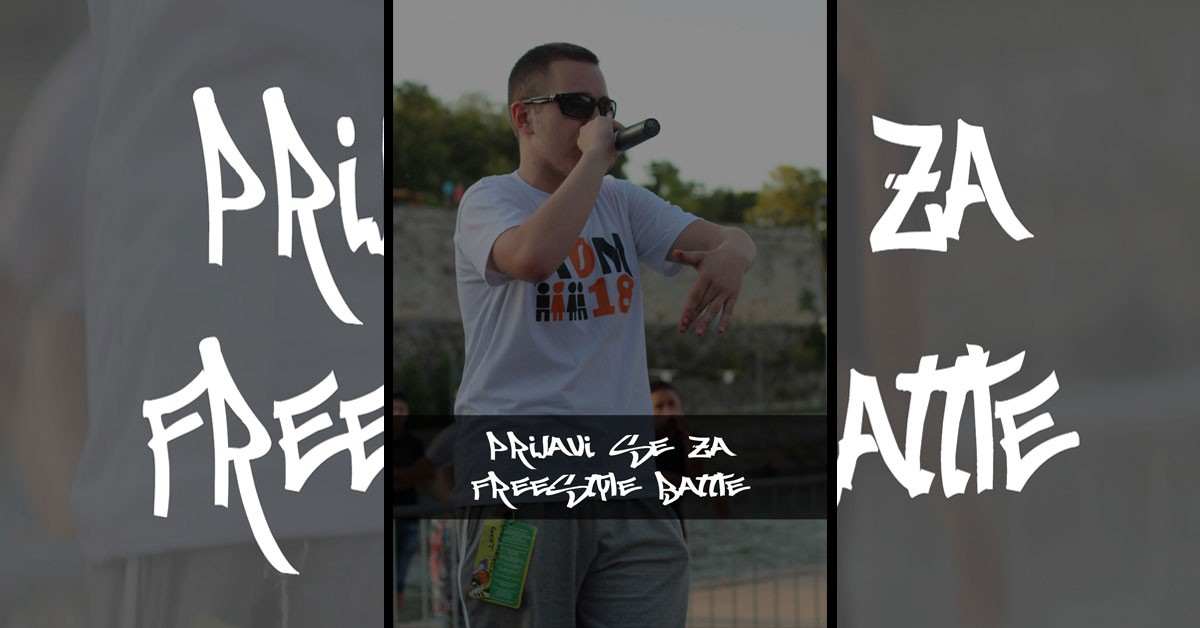 Prijava za FREESTYLE battle